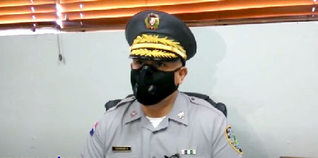 Director PN Nordeste asegura delincuentes no tendrán sosiego