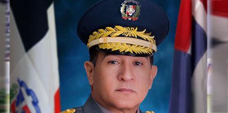 General francomacorisano Eduardo Alberto Then fue designado director general de la policía dominicana